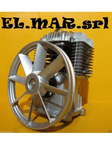 Gruppo Pompante x Motore elettrico 3 HP Testata monocilindrica