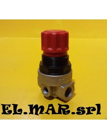 "Riduttore Di Pressione Compressore F 1/4"" Aria compressa"