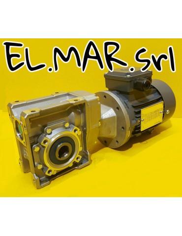 Motoriduttore 3,5 giri con Precoppia 1:400 HP 0.12 Monofase 230 V