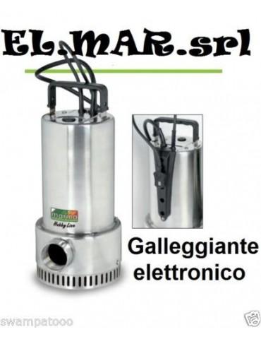 Dettagli su  Pompa Sommersa Galleggiante Elettronico 600 W Elettropompa Acciaio INOX pozzetto