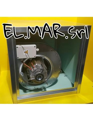 Ventilatore Cassonato DD 9/9 Motore Monofase 550 W
