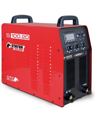 PROGRESS 1700 PCF Stayer Saldatrice Inverter 170A