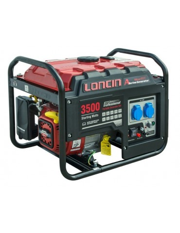 Loncin LW2500 Generatore 2,2 KW 4 Tempi 230 V Monofase