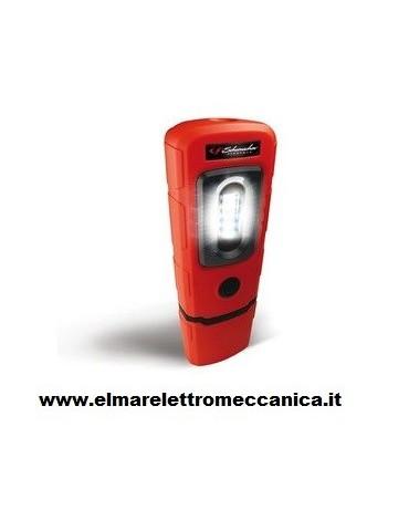 Schumacher SL 26 R Lampada LED da lavoro a batteria