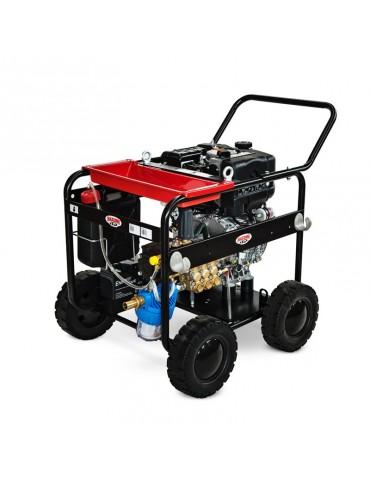 Mazzoni KD4000 Idropulitrice DIESEL 200 BAR 15 lt/min Motore LOMBARDINI 15LD 440 avviamento elettrico