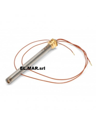 9,5 x 140 mm 250 W Resistenza Per Stufa A Pellet