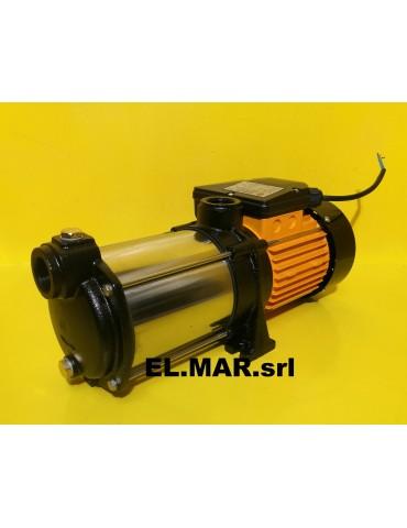 Elettropompa SILENZIOSA Multigirante HP 1 Pompa Monofase KW 0.75