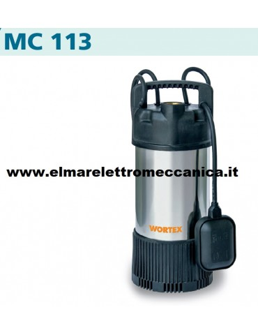 1,5 HP Wortex MC113...