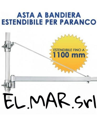 Bandiera per paranco 1100 mm 300 Kg