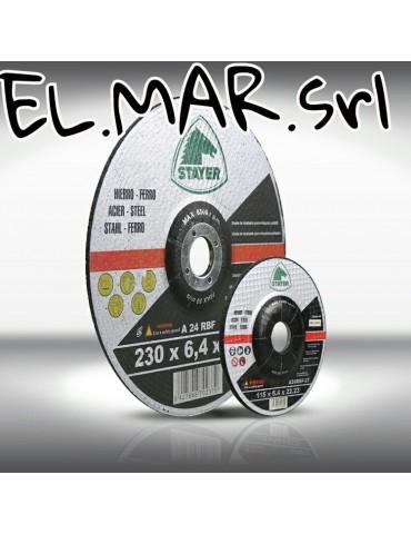 Stayer Disco SBAVO Ferro 115 o 230 mm