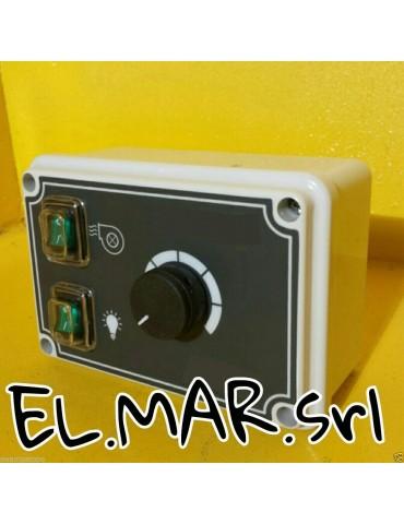 Regolatore Elettronico Motore Elettrico Ventilatore Monofase
